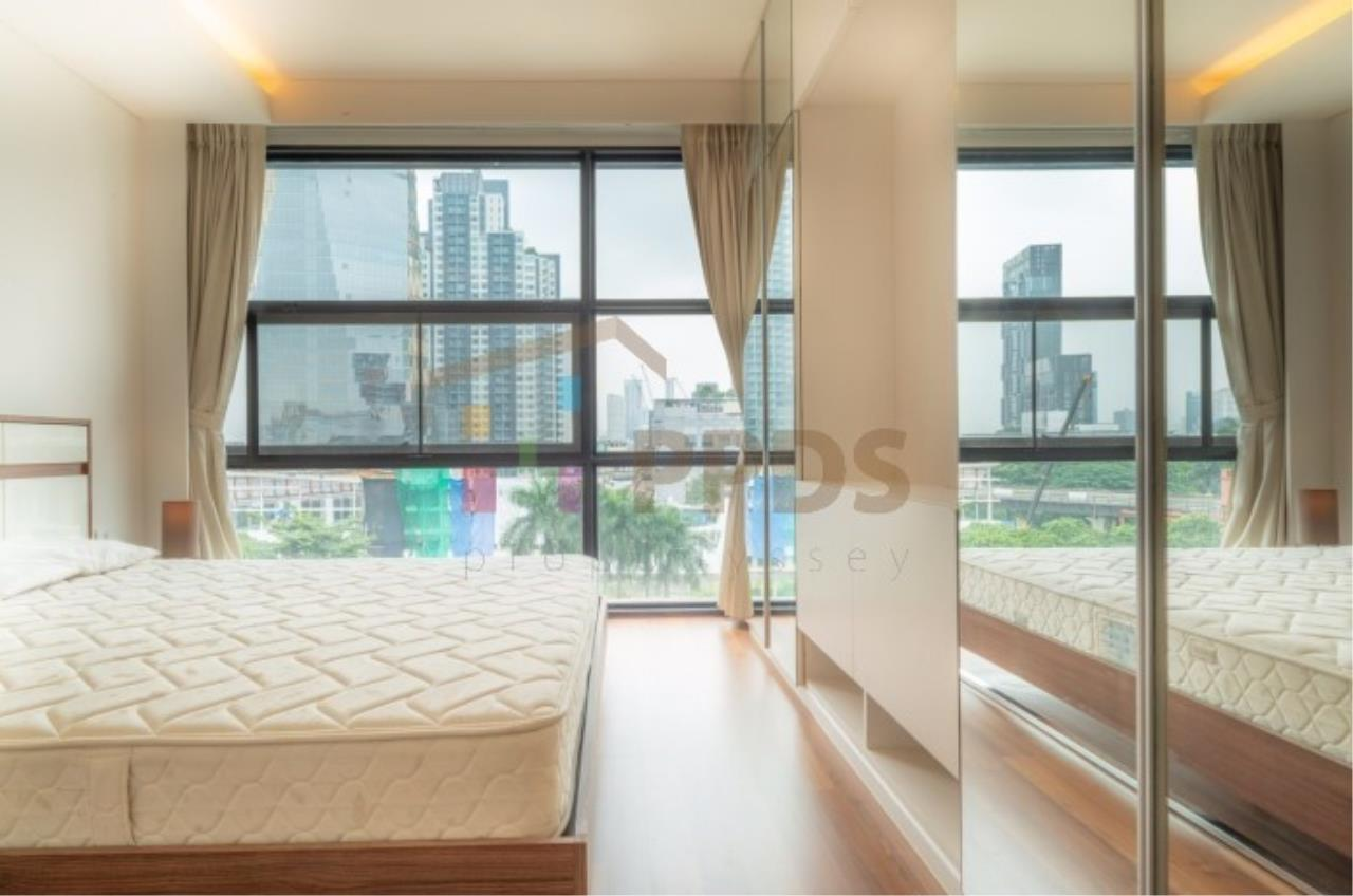 Propodyssey Agency's The Mode Sukhumvit 61 Condo for rent 2 bedrooms top floor 4