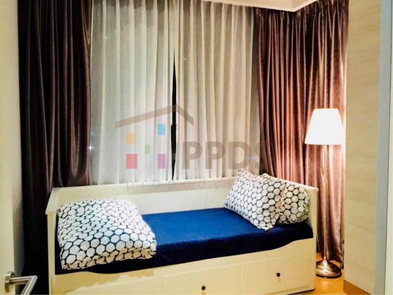 Propodyssey Agency's 2 bedrooms condo for rent Sukhumvit soi 24 called Lumpini 24 close to K-Village 9