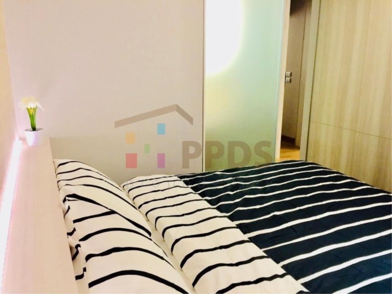 Propodyssey Agency's 2 bedrooms condo for rent Sukhumvit soi 24 called Lumpini 24 close to K-Village 10