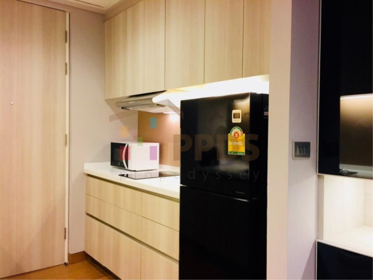 Propodyssey Agency's 2 bedrooms condo for rent Sukhumvit soi 24 called Lumpini 24 close to K-Village 11