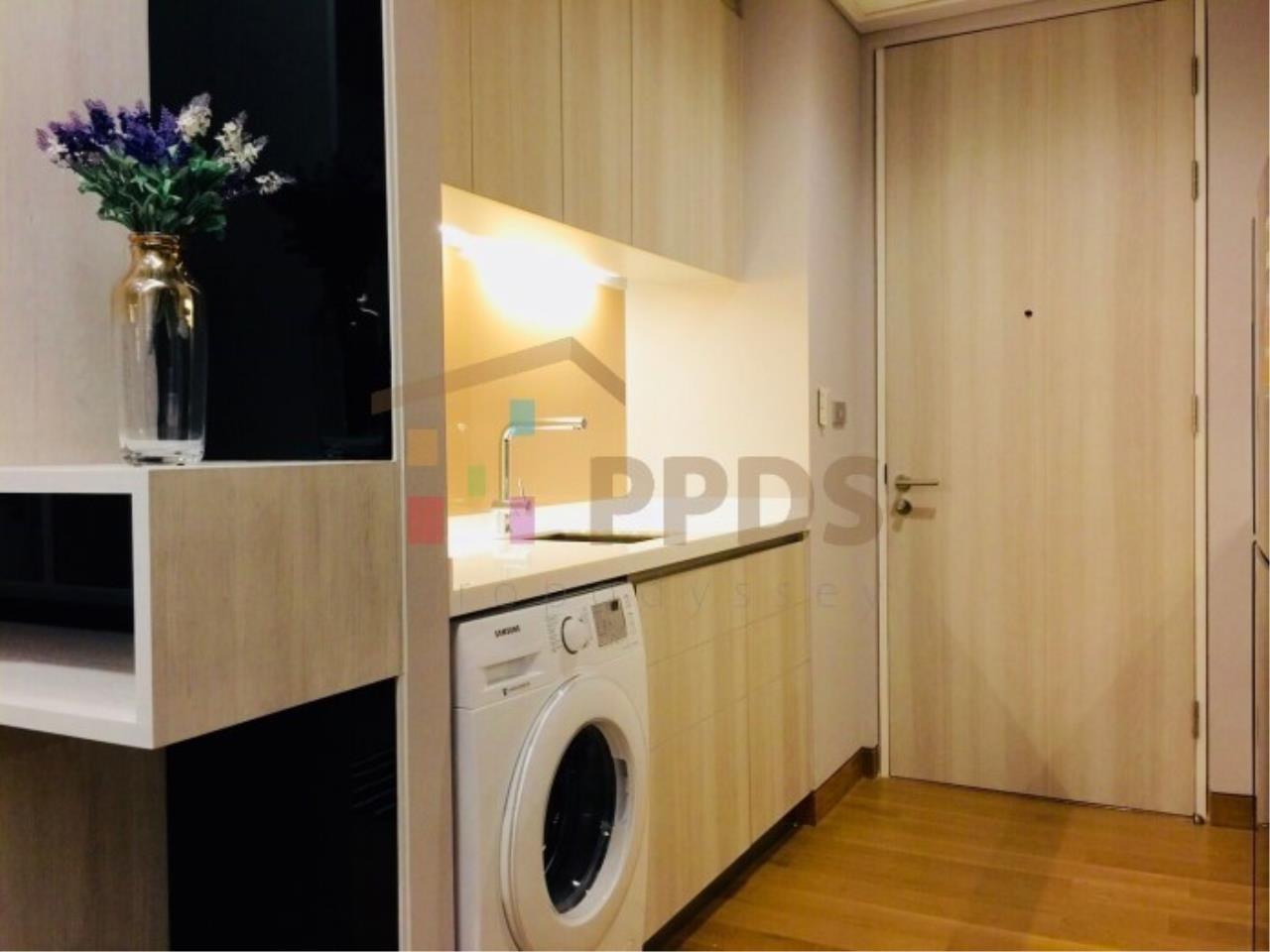 Propodyssey Agency's 2 bedrooms condo for rent Sukhumvit soi 24 called Lumpini 24 close to K-Village 13