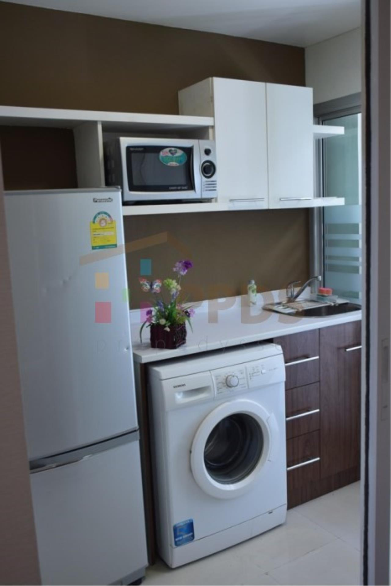 Propodyssey Agency's 2 bedrooms for rent at Onnut walking distance to BTS 17