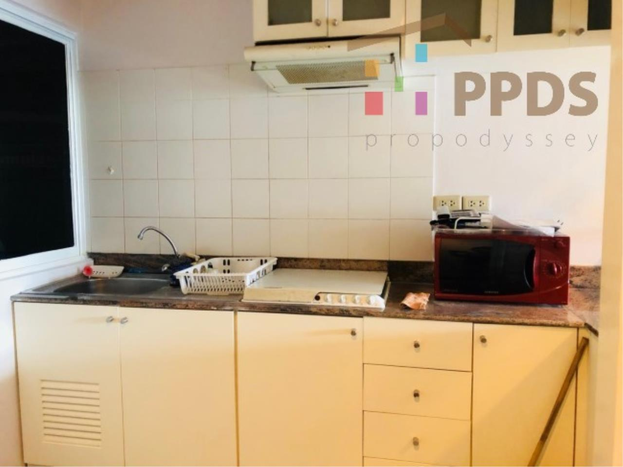 Propodyssey Agency's Sale 2 beds condo at Kiarti Thanee City Mansion Sukhumvit 31 only 6.78 MB 3