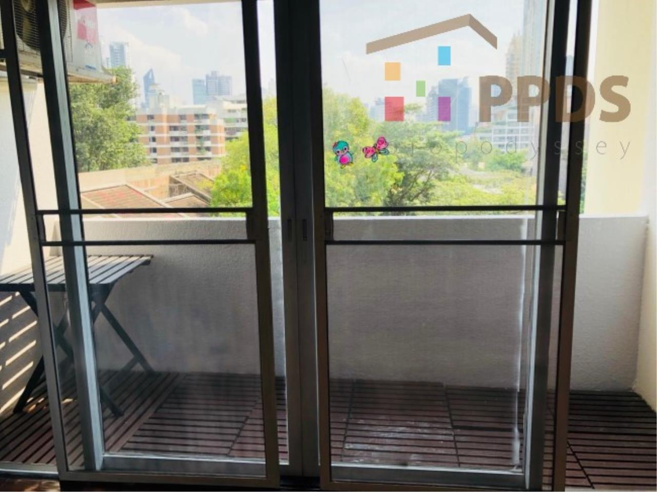 Propodyssey Agency's Sale 2 beds condo at Kiarti Thanee City Mansion Sukhumvit 31 only 6.78 MB 4