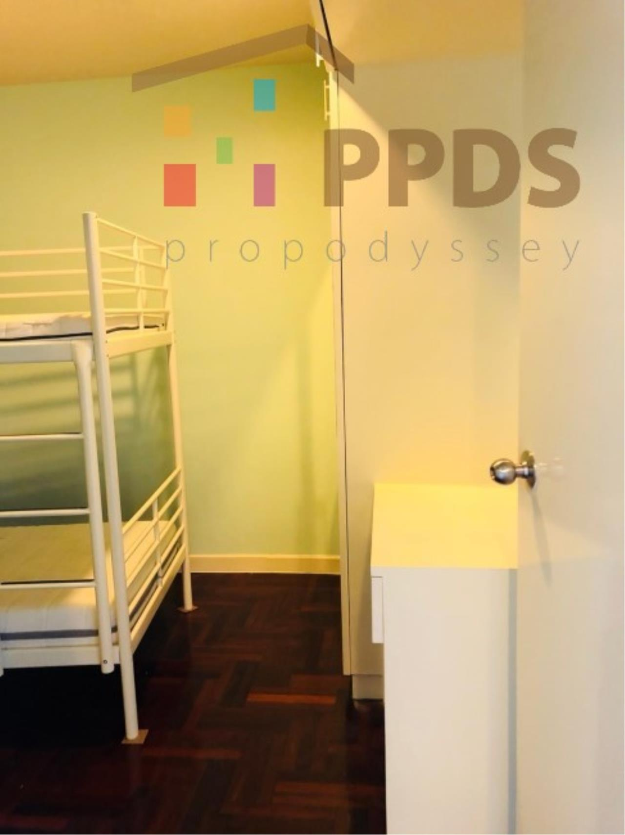 Propodyssey Agency's Sale 2 beds condo at Kiarti Thanee City Mansion Sukhumvit 31 only 6.78 MB 11