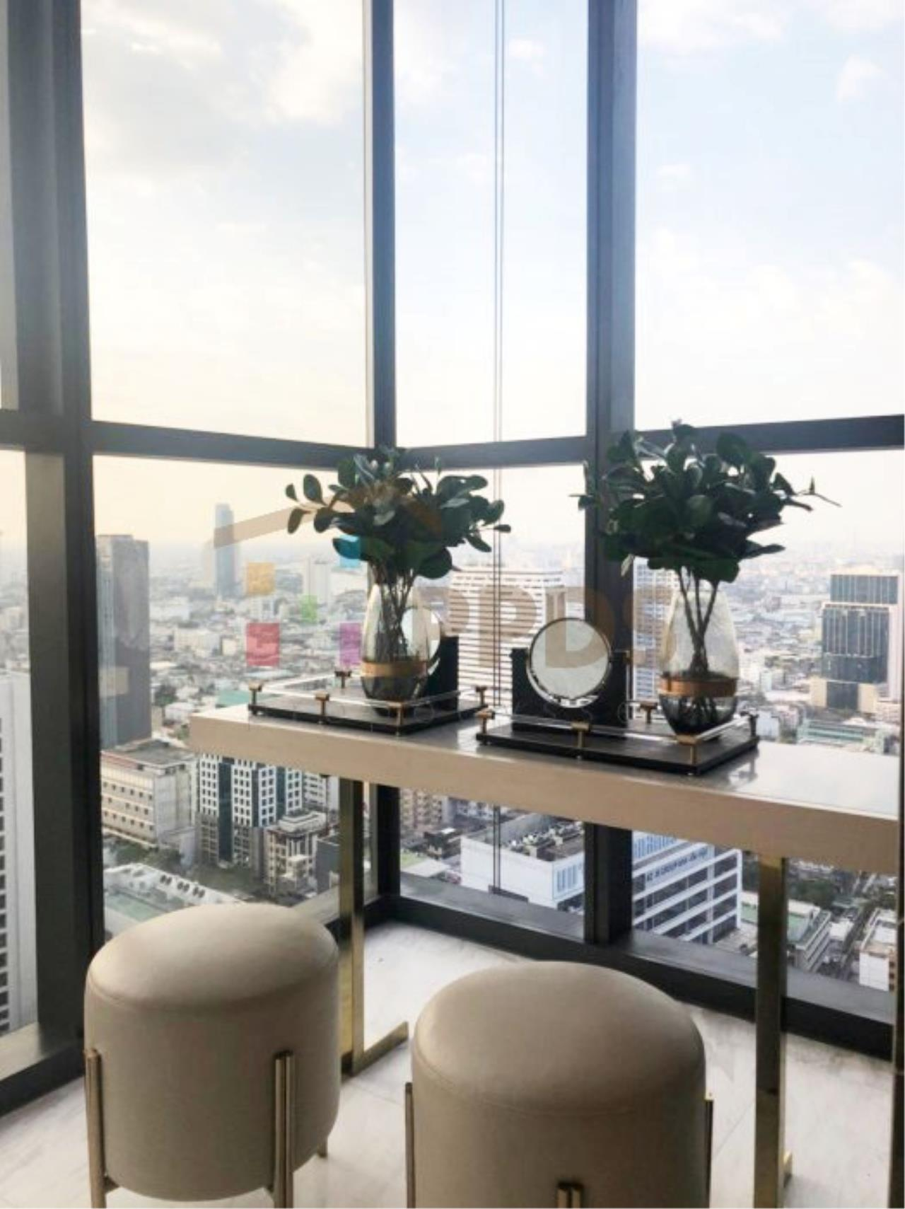 Propodyssey Agency's Ashton Silom - Sale Down Payment 2 beds Stack Floor Type A on high floor & Mahanakorn View 28