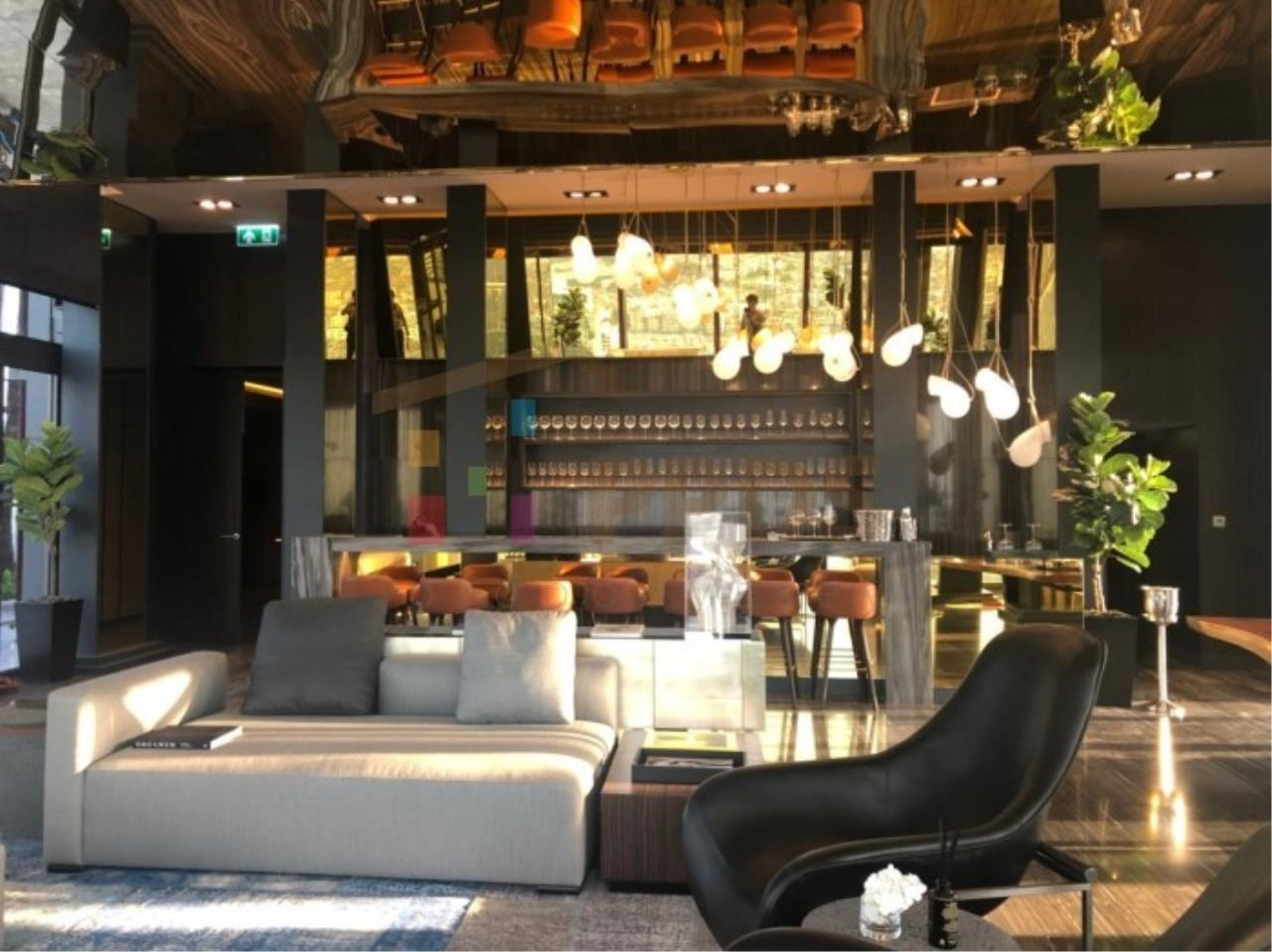 Propodyssey Agency's Ashton Silom - Sale Down Payment 2 beds Stack Floor Type A on high floor & Mahanakorn View 37
