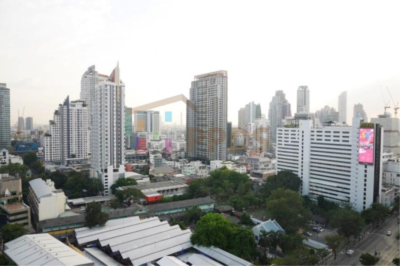 Propodyssey Agency's Ashton Silom - Sale Down Payment 2 beds Stack Floor Type A on high floor & Mahanakorn View 4