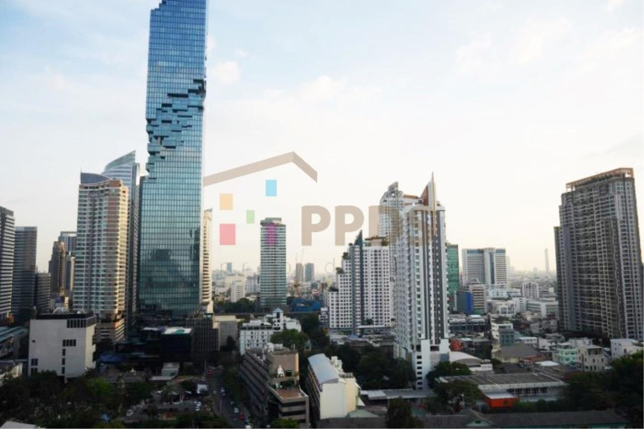 Propodyssey Agency's Ashton Silom - Sale Down Payment 2 beds Stack Floor Type A on high floor & Mahanakorn View 15