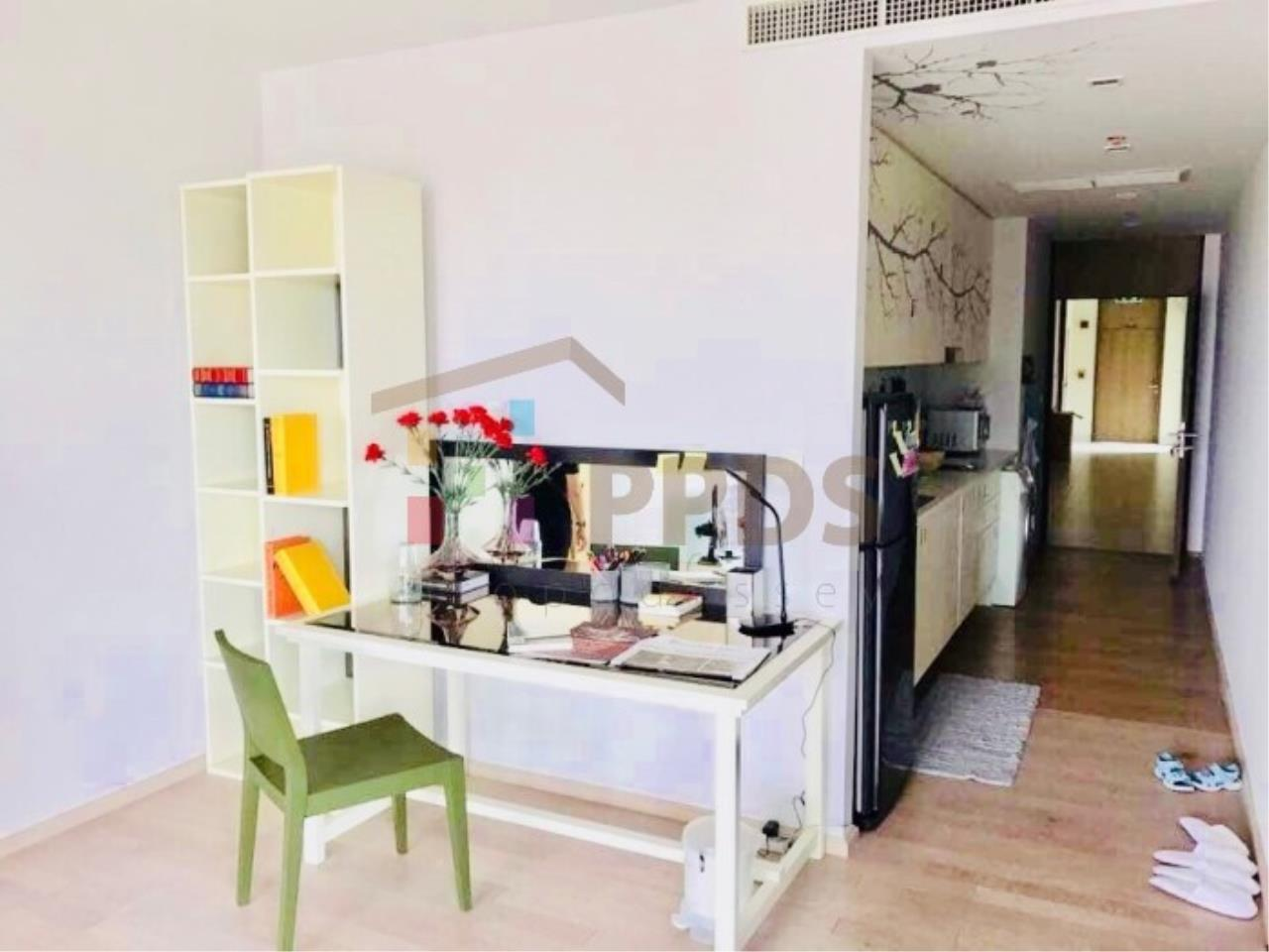 Propodyssey Agency's A specious one bedroom condo for sale with tenant  5