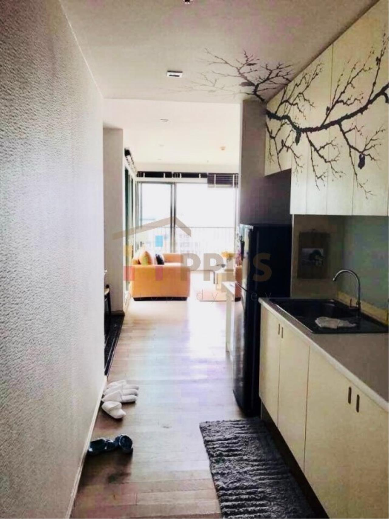 Propodyssey Agency's A specious one bedroom condo for sale with tenant  11