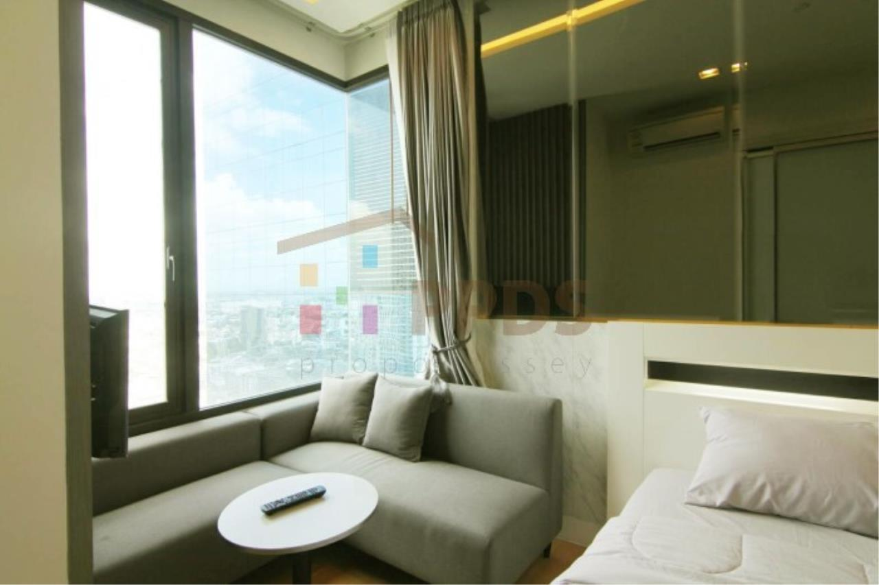 Propodyssey Agency's Equinox Phahol-Vibha 1 bedroom high floor for rent and sale 12