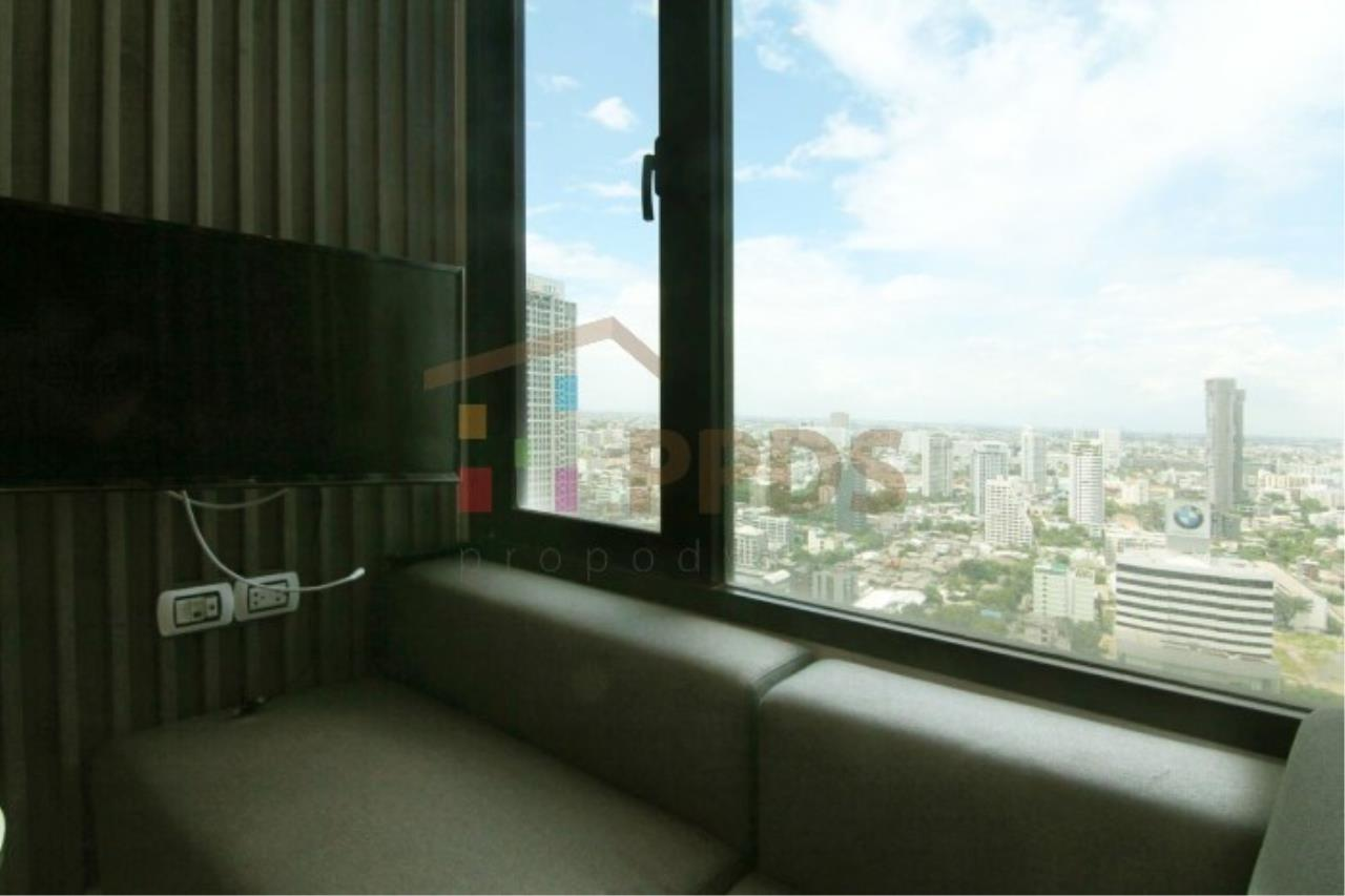 Propodyssey Agency's Equinox Phahol-Vibha 1 bedroom high floor for rent and sale 13