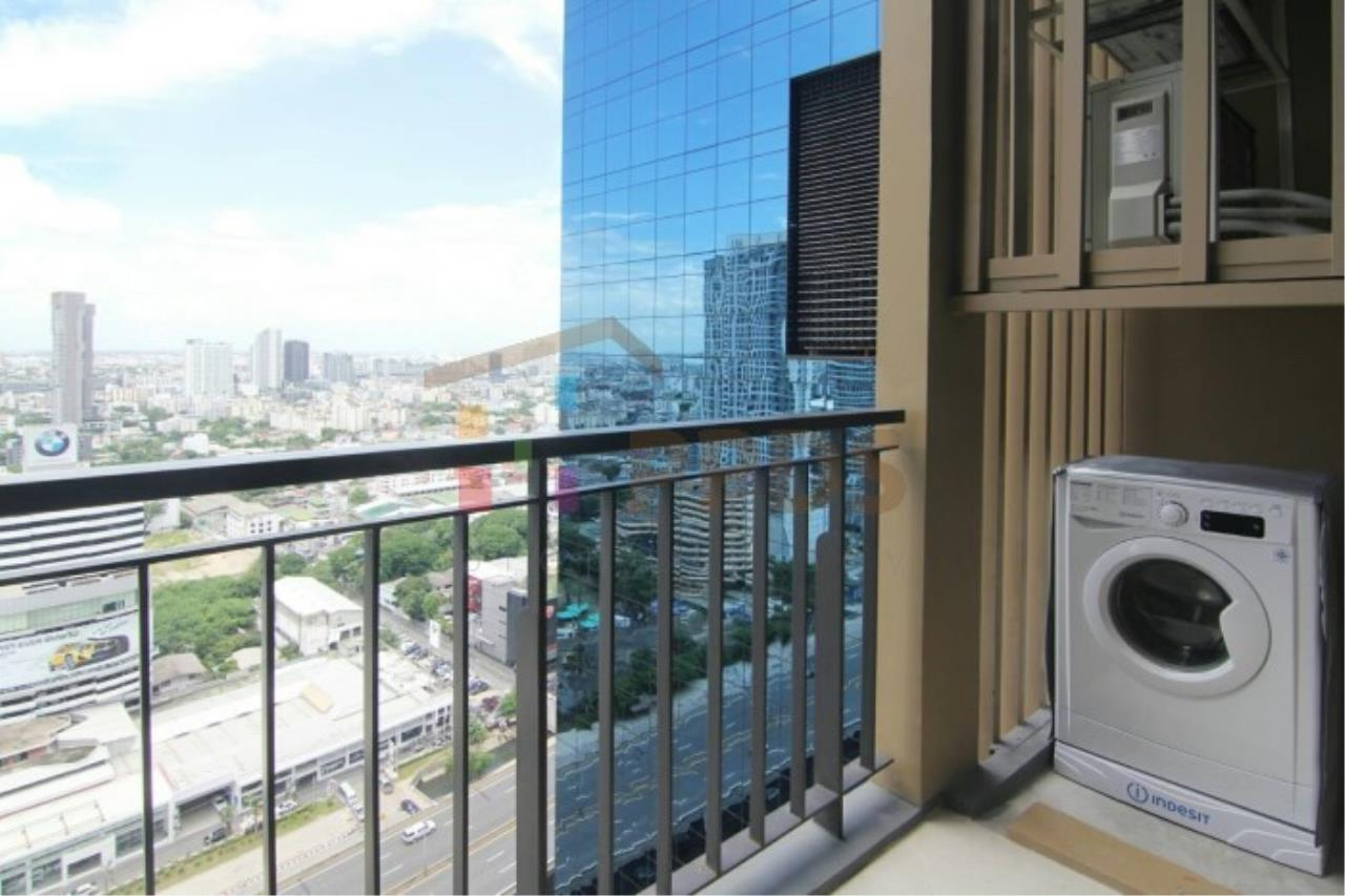 Propodyssey Agency's Equinox Phahol-Vibha 1 bedroom high floor for rent and sale 15