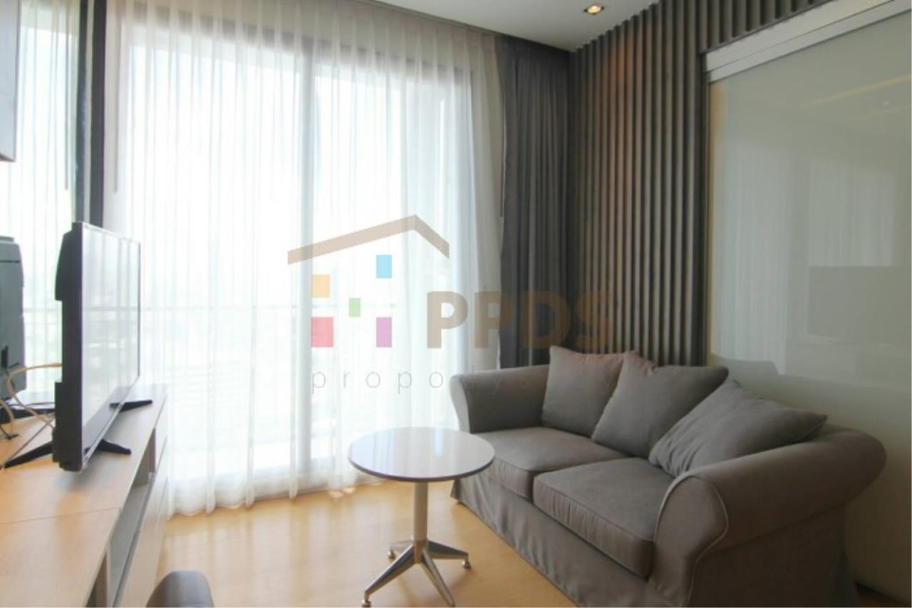 Propodyssey Agency's Equinox Phahol-Vibha 1 bedroom high floor for rent and sale 2