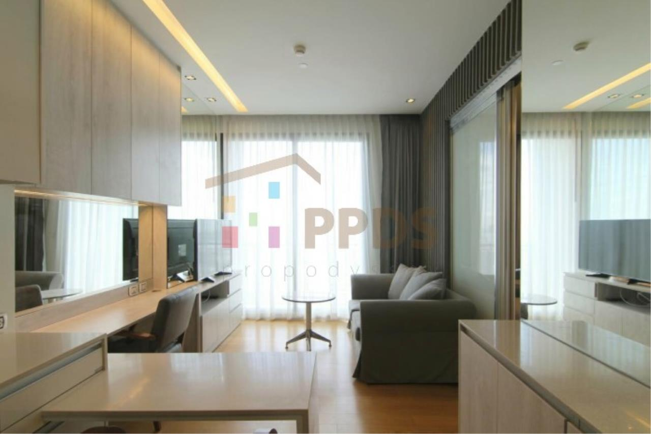 Propodyssey Agency's Equinox Phahol-Vibha 1 bedroom high floor for rent and sale 4
