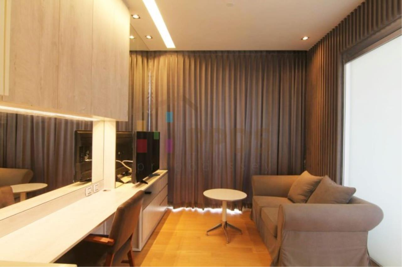 Propodyssey Agency's Equinox Phahol-Vibha 1 bedroom high floor for rent and sale 8