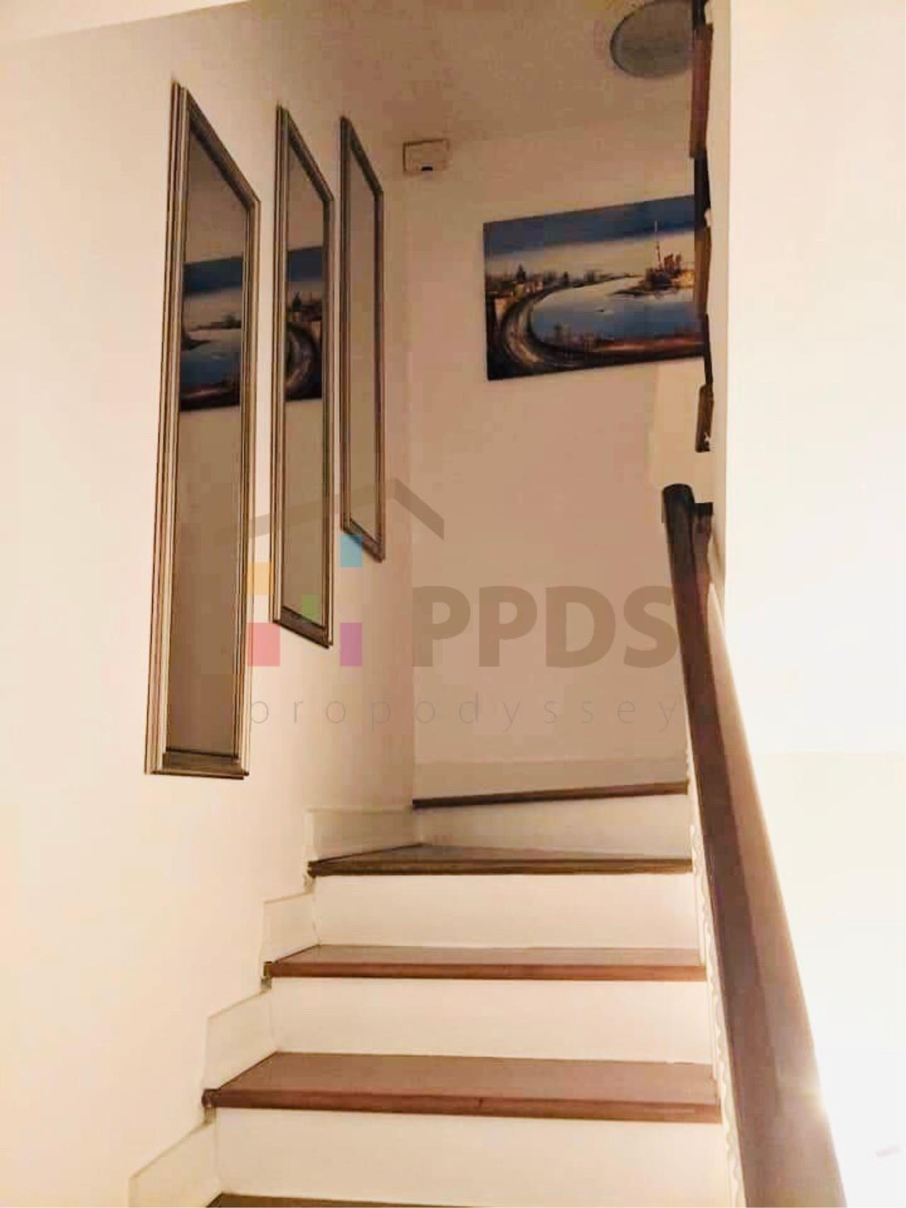 Propodyssey Agency's Specious 4 bedrooms townhouse for sale with tenant at Sukhumvit 101/1 - Punnawithi 6