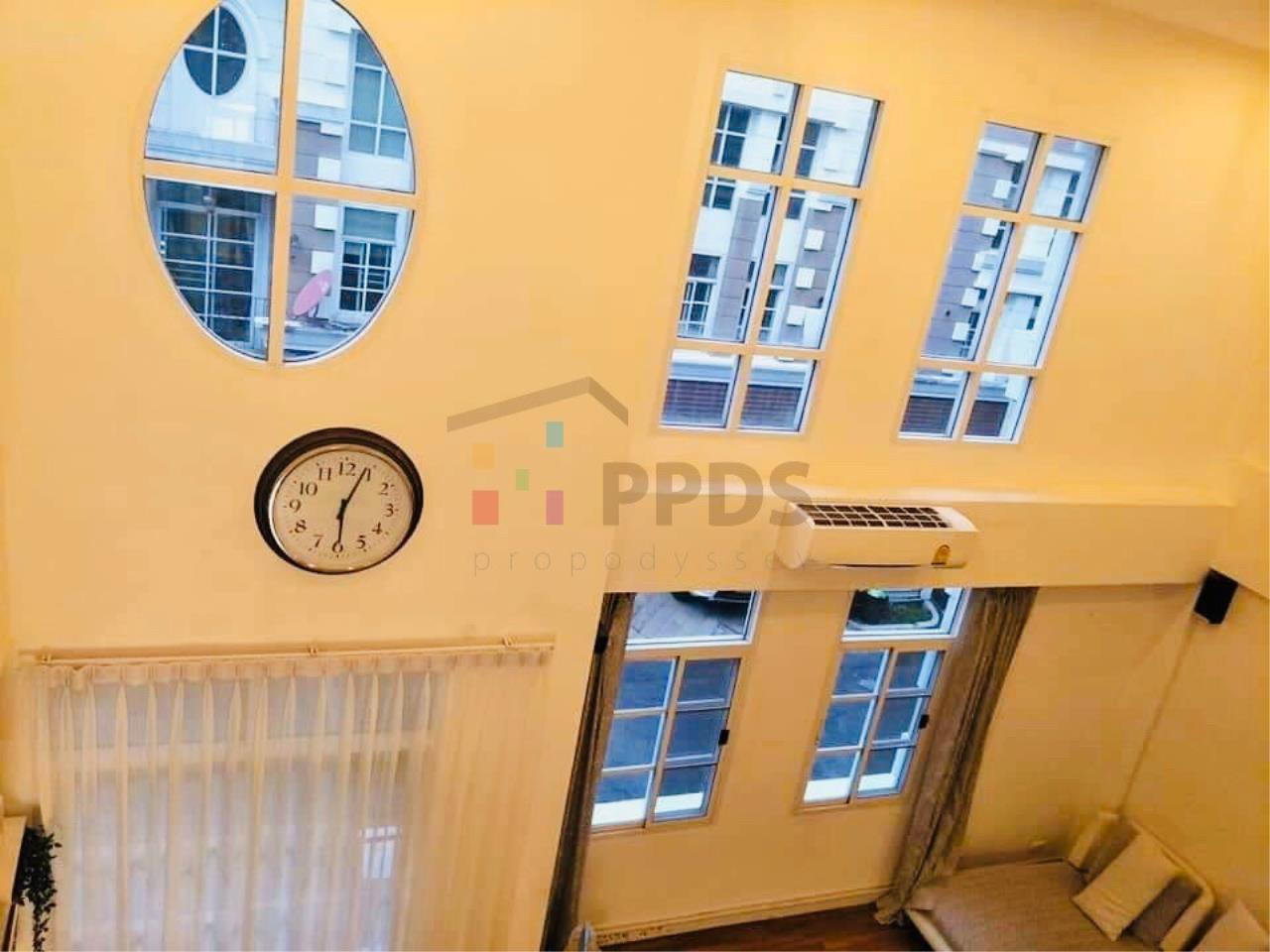 Propodyssey Agency's Specious 4 bedrooms townhouse for sale with tenant at Sukhumvit 101/1 - Punnawithi 11