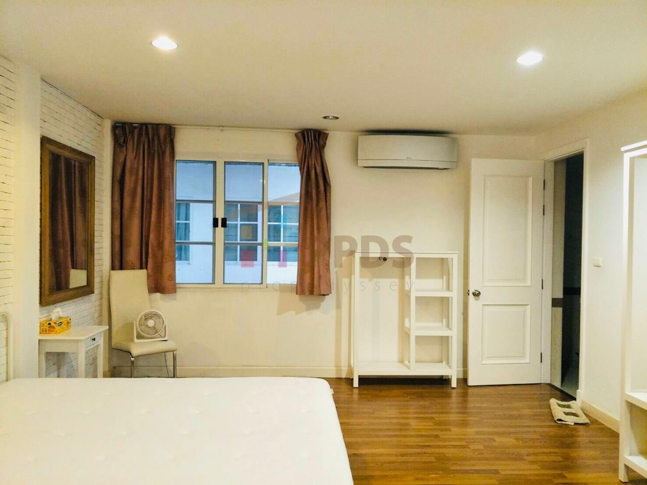 Propodyssey Agency's Specious 4 bedrooms townhouse for sale with tenant at Sukhumvit 101/1 - Punnawithi 14