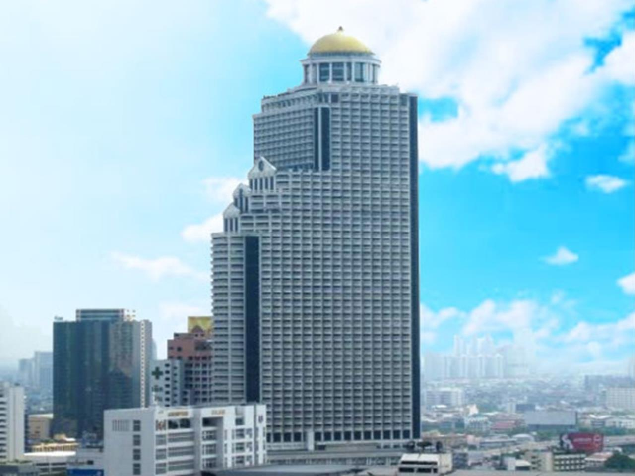 3Q Properties Co.,Ltd. Agency's Room for Sale! State Tower skyscraper, near BTS SaphanTaksin, Tollway 1