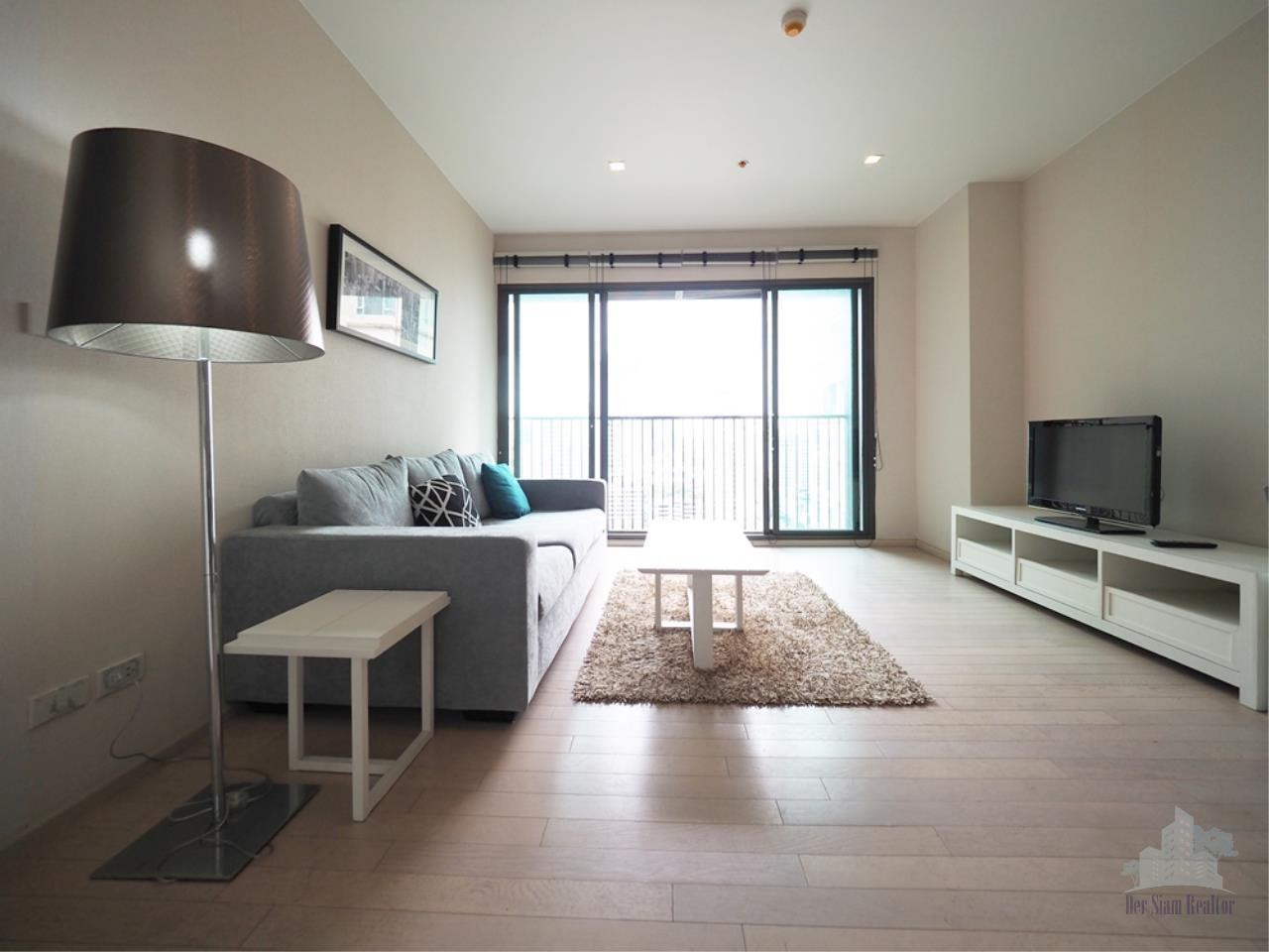 Smart Asset Management Agency's Best Unit!! For Rent Noble Solo condominium   1 bedroom  52.98 sq.m. 2