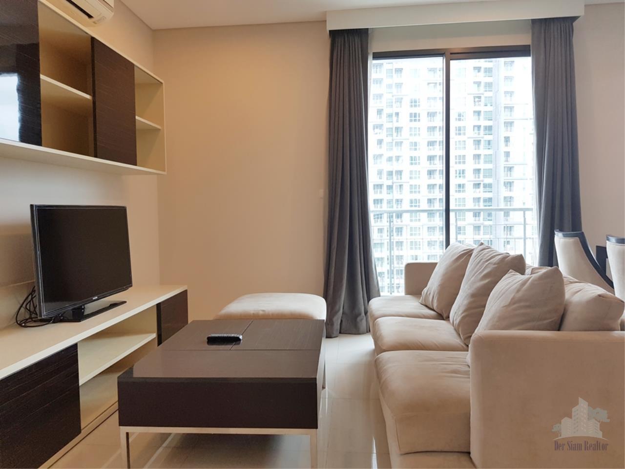 Smart Asset Management Agency's Best Unit!! For Rent  Villa Asoke  /   2 bedroom  80.77 sq.m. 2
