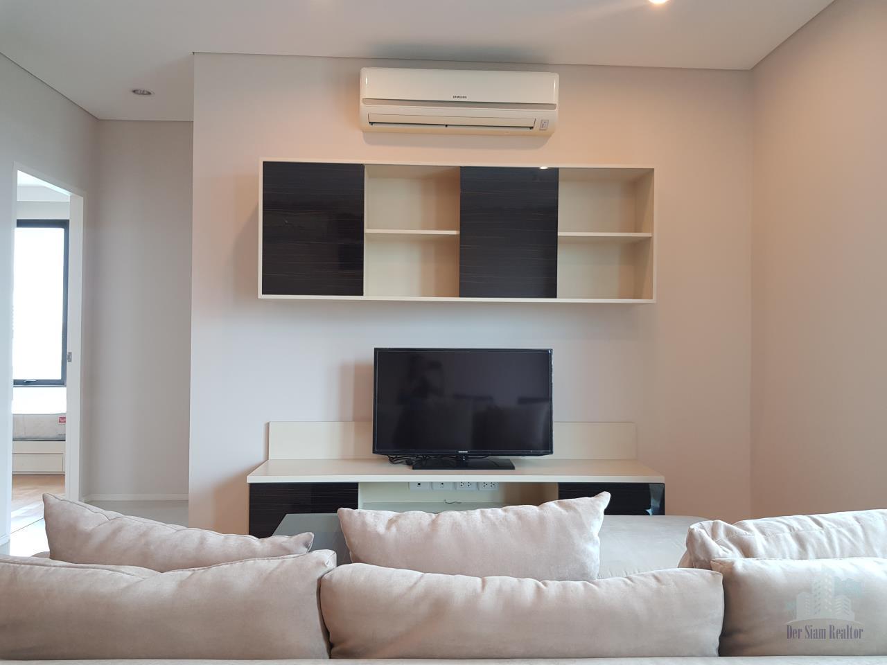 Smart Asset Management Agency's Best Unit!! For Rent  Villa Asoke  /   2 bedroom  80.77 sq.m. 3