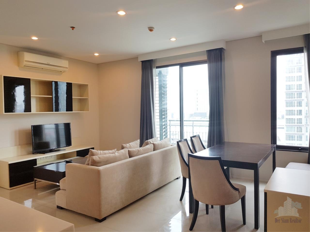 Smart Asset Management Agency's Best Unit!! For Rent  Villa Asoke  /   2 bedroom  80.77 sq.m. 1