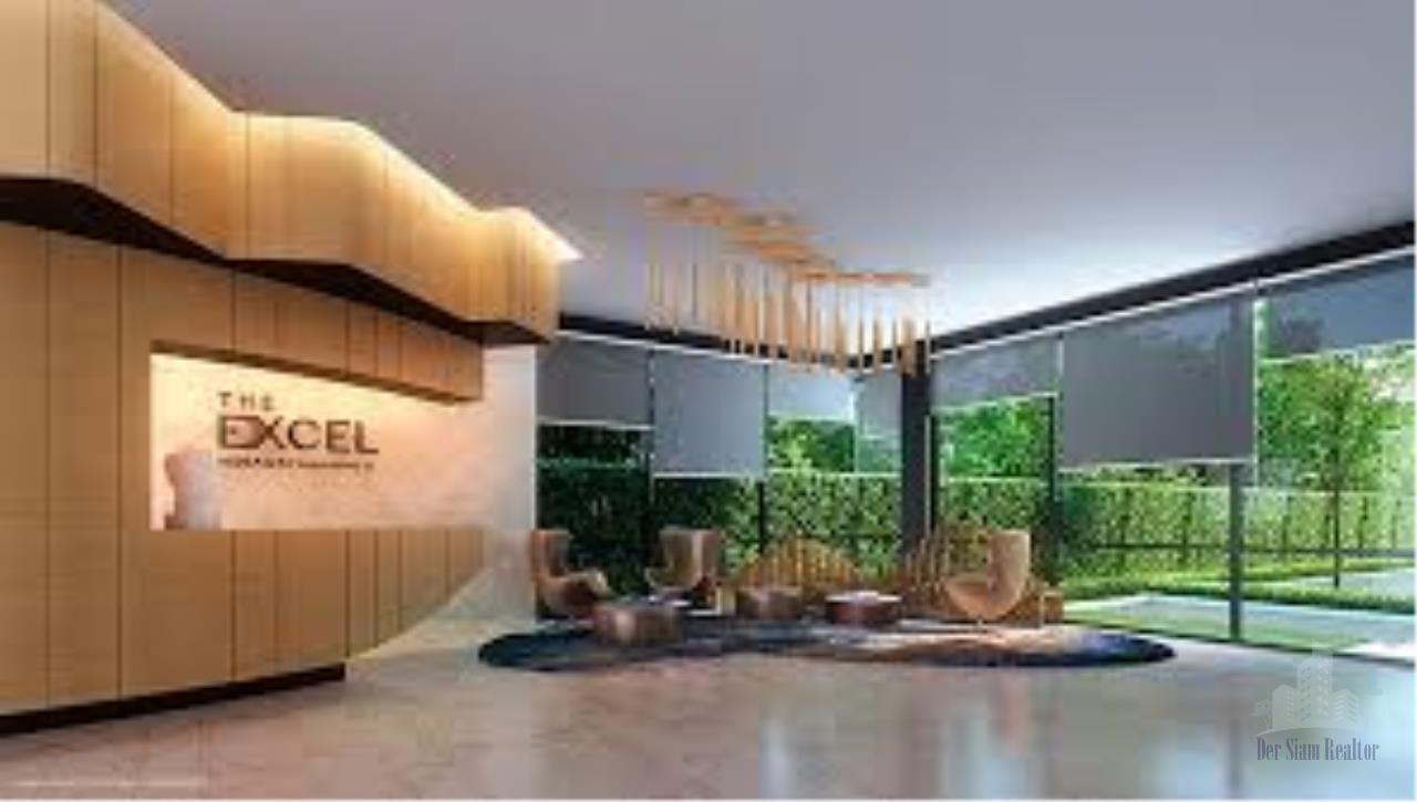 Smart Asset Management Agency's Best Unit!! For Sell The Excel Hideaway  near BTS Onnut and BTS Phrakanong /    1 bed  38 sq.m. Type 09 2