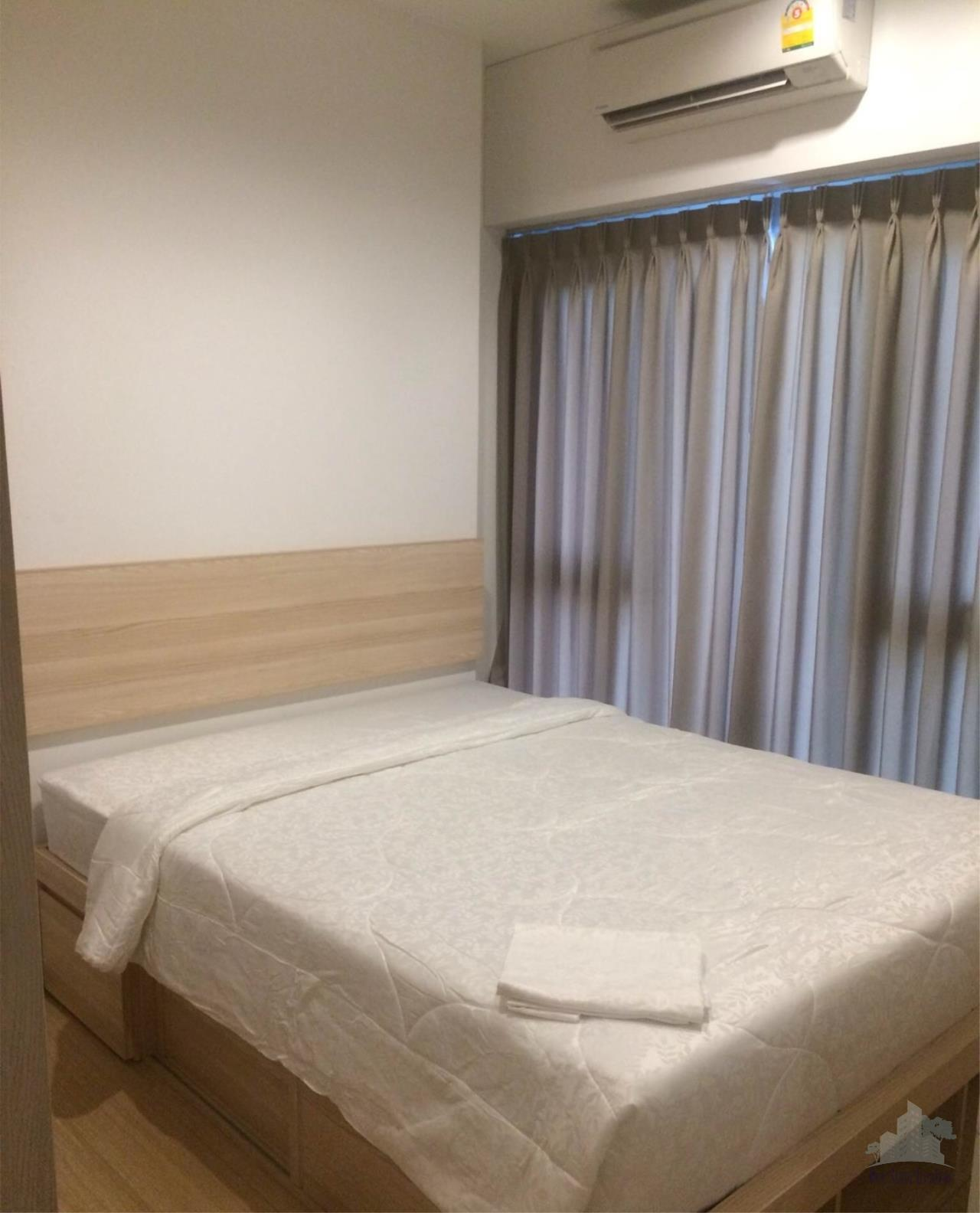 Smart Asset Management Agency's Best Unit!! For Rent Whizdom Connect Sukhumvit 101 near BTS Punnawithi  /  1 bedroom   38.7 sq.m. 7