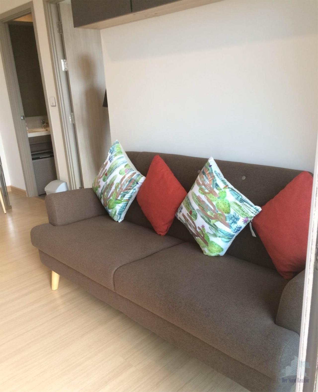 Smart Asset Management Agency's Best Unit!! For Rent Whizdom Connect Sukhumvit 101 near BTS Punnawithi  /  1 bedroom   38.7 sq.m. 1