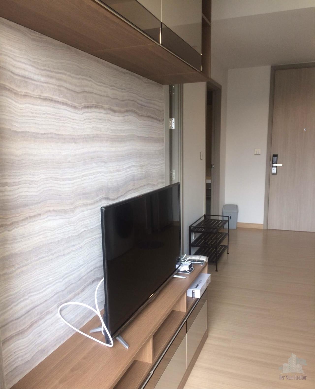 Smart Asset Management Agency's Best Unit!! For Rent Whizdom Connect Sukhumvit 101 near BTS Punnawithi  /  1 bedroom   29.8 sq.m. 4