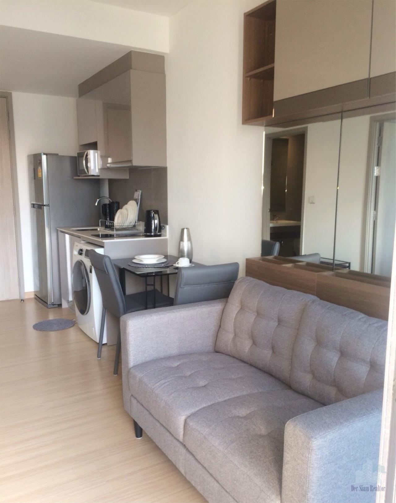 Smart Asset Management Agency's Best Unit!! For Rent Whizdom Connect Sukhumvit 101 near BTS Punnawithi  /  1 bedroom   29.8 sq.m. 1