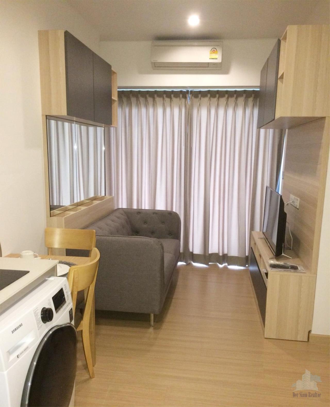 Smart Asset Management Agency's Best Unit!! For Rent Whizdom Connect Sukhumvit 101 near BTS Punnawithi  /  1 bedroom   29.8 sq.m. 3