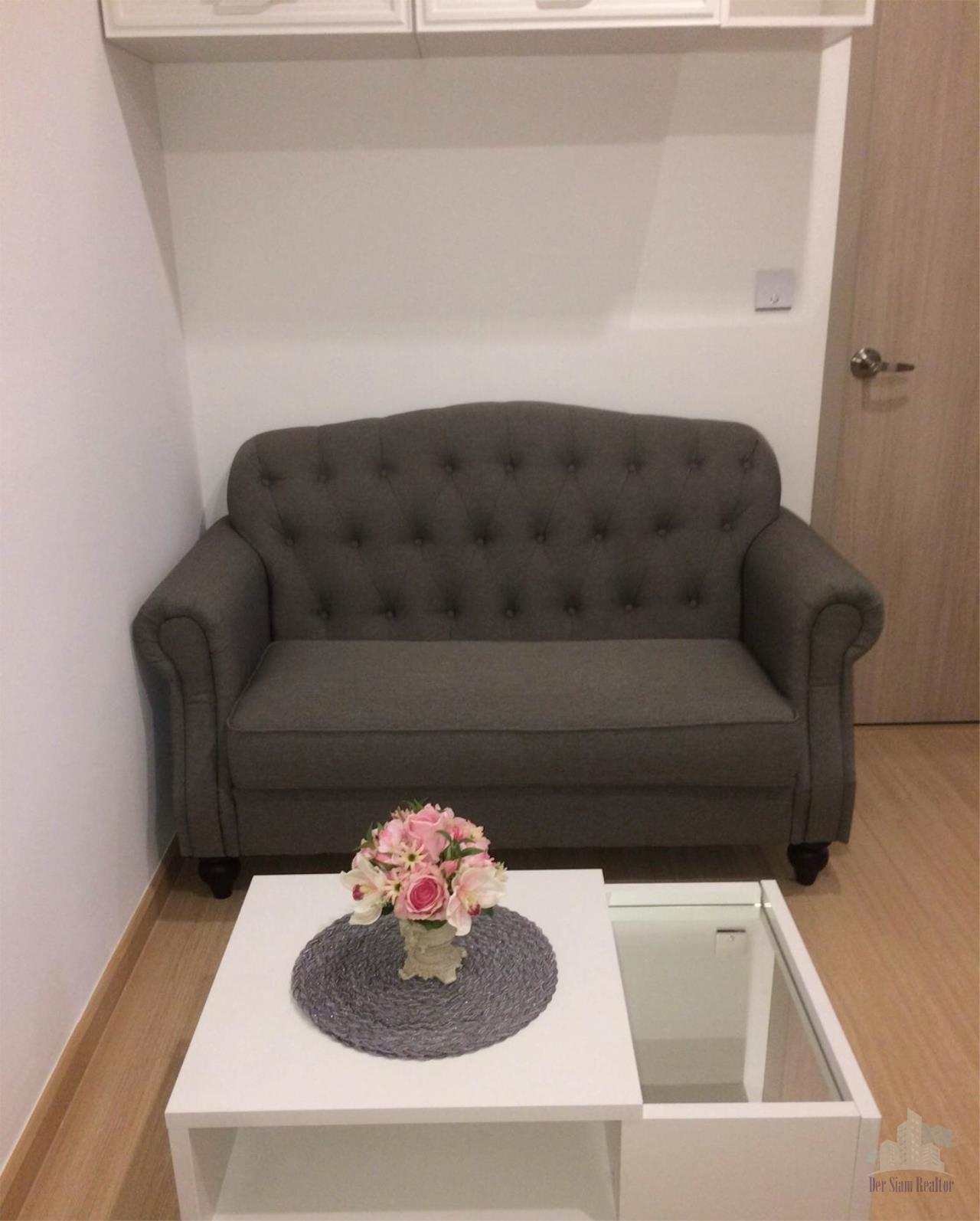 Smart Asset Management Agency's Best Unit!! For Rent Whizdom Connect Sukhumvit 101 near BTS Punnawithi  /  1 bedroom   29.6 sq.m. 2