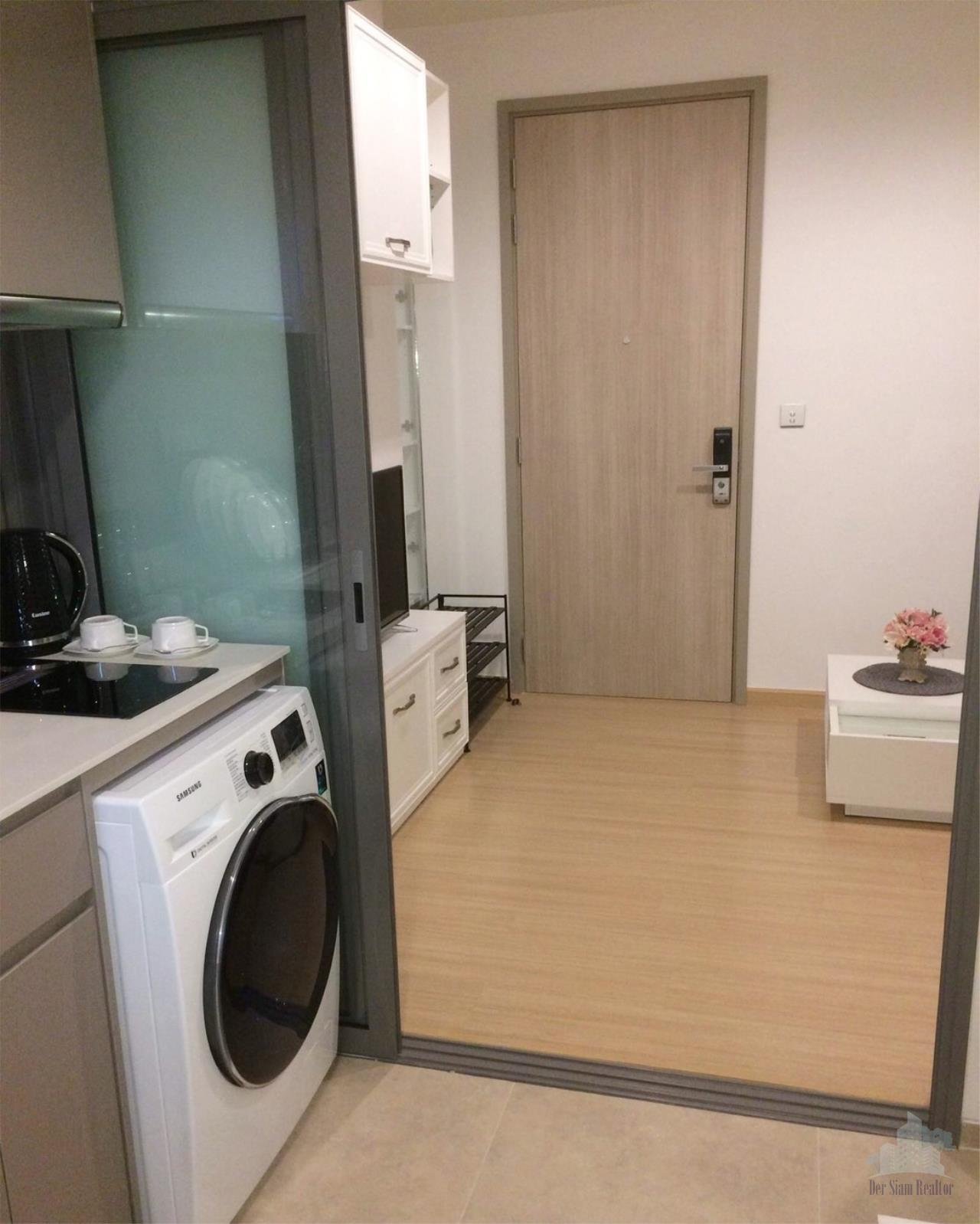 Smart Asset Management Agency's Best Unit!! For Rent Whizdom Connect Sukhumvit 101 near BTS Punnawithi  /  1 bedroom   29.6 sq.m. 1