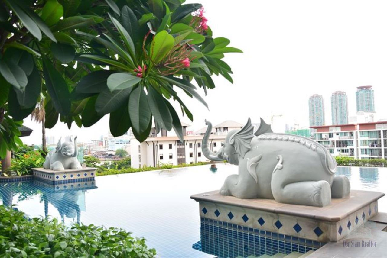 Smart Asset Management Agency's Best Unit!! For Sell Baan Sathorn - Chaophraya /    studio  -  50 sq.m.  7