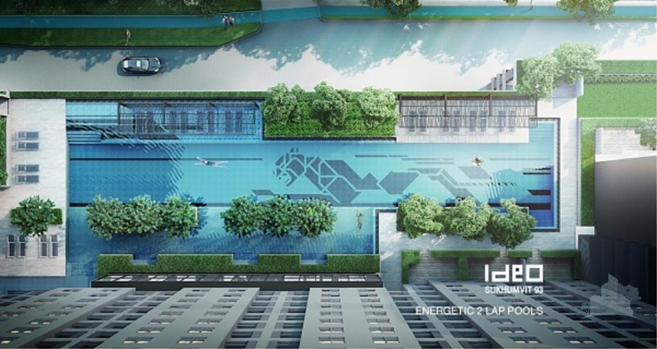 Smart Asset Management Agency's Best Unit!! For Sell Ideo Sukhumvit 93 near BTS Bangchak  /   Studio  25.5 sq.m. Tower A / Type 14 3