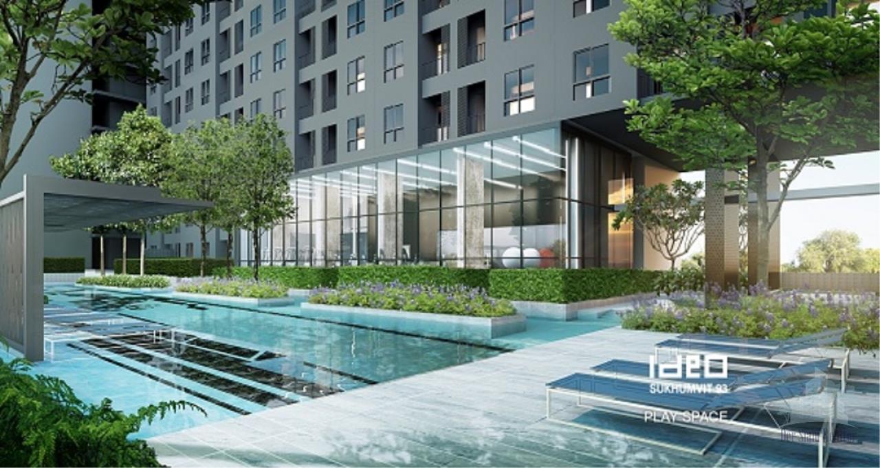 Smart Asset Management Agency's Best Unit!! For Sell Ideo Sukhumvit 93 near BTS Bangchak  /   Studio  25.5 sq.m. Tower A / Type 14 1