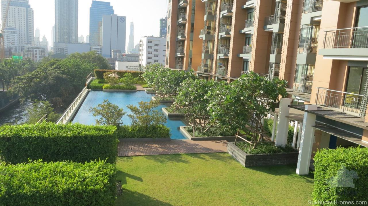 Smart Asset Management Agency's Villa Asoke for rent and sale 2