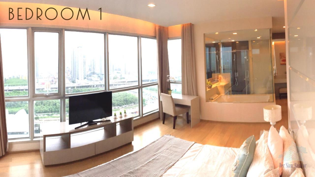 Smart Asset Management Agency's Best Unit!! For Rent The address asoke near MRT Sukhumvit / 2 bedroom 75.5 sq.m.  2