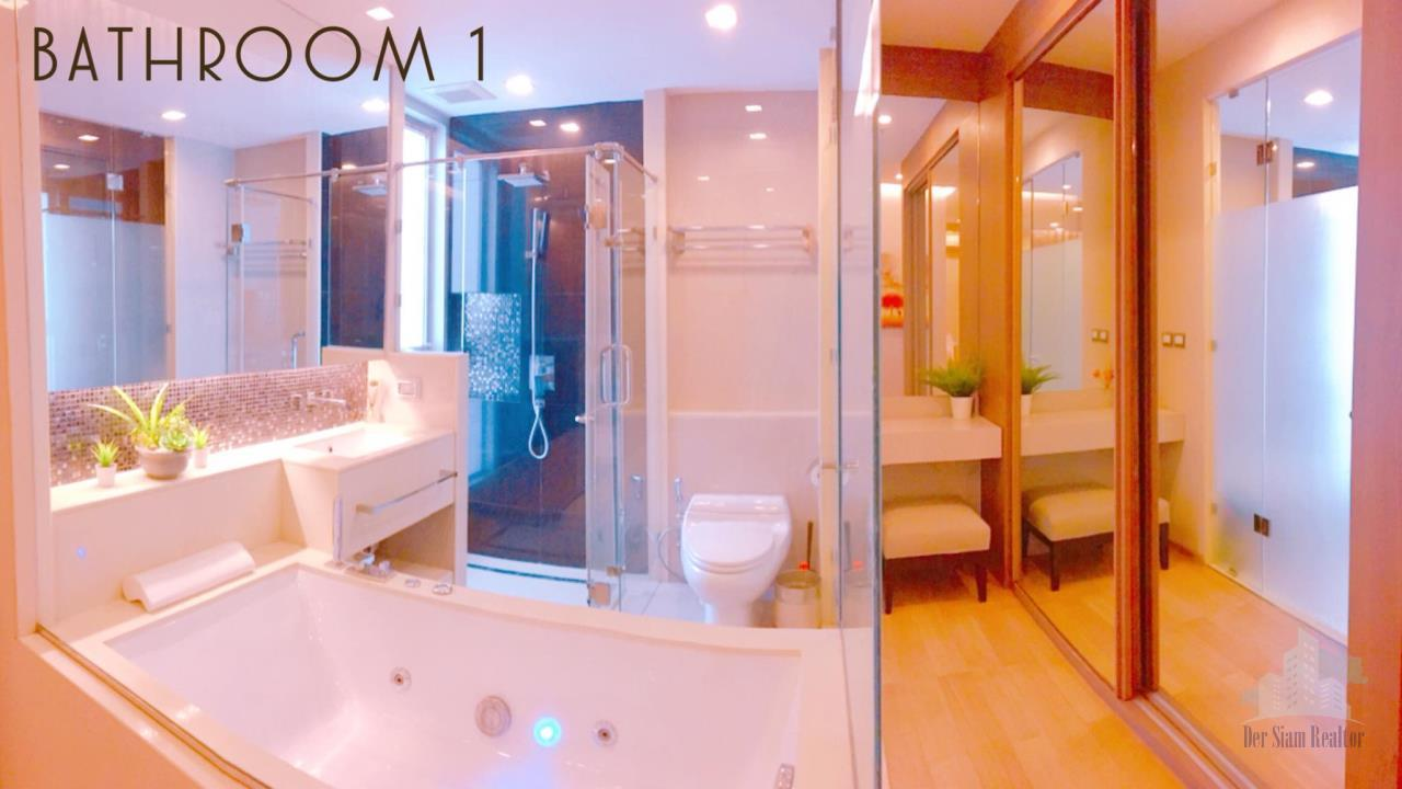 Smart Asset Management Agency's Best Unit!! For Rent The address asoke near MRT Sukhumvit / 2 bedroom 75.5 sq.m.  8