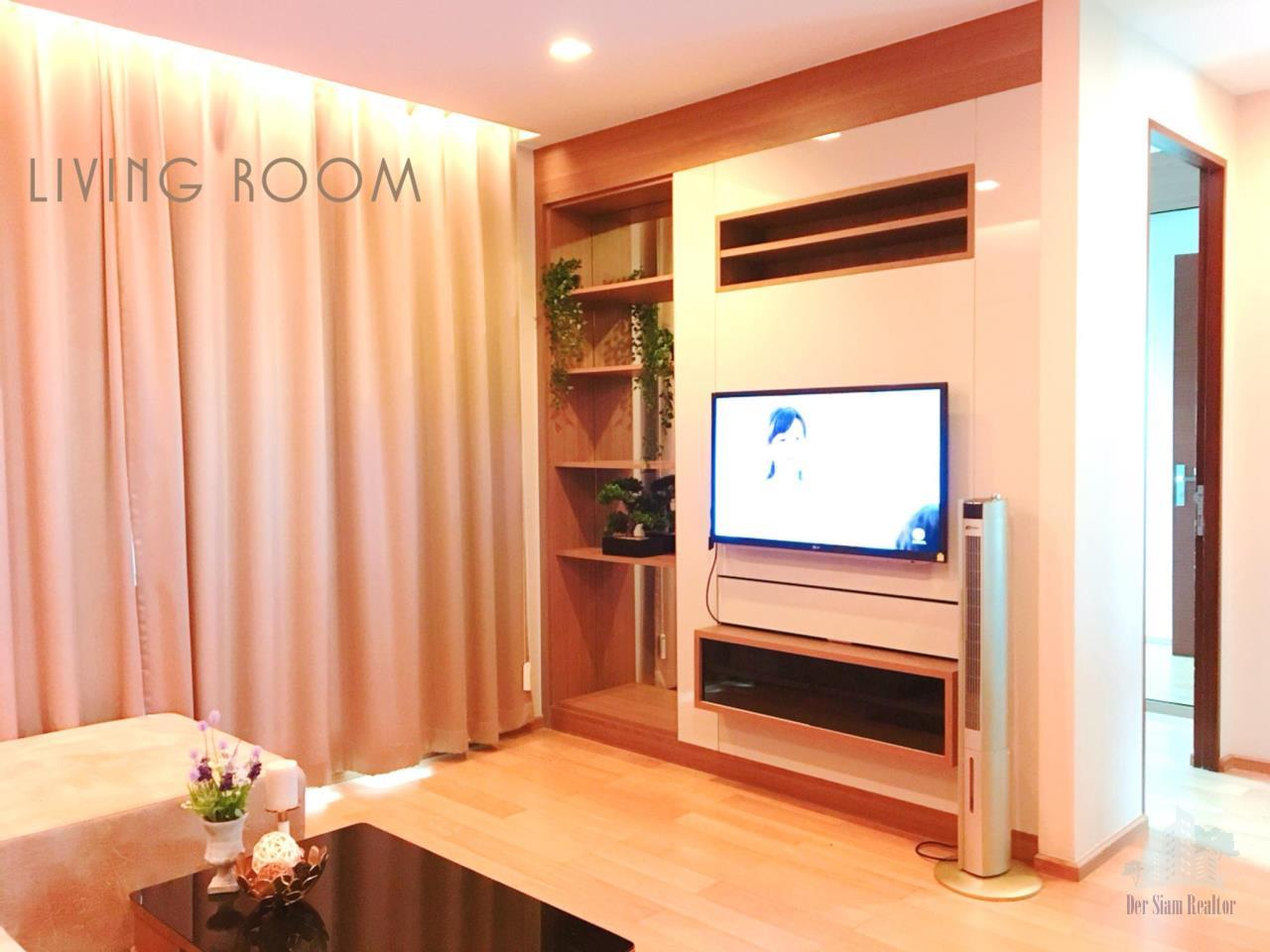 Smart Asset Management Agency's Best Unit!! For Rent The address asoke near MRT Sukhumvit / 2 bedroom 75.5 sq.m.  10
