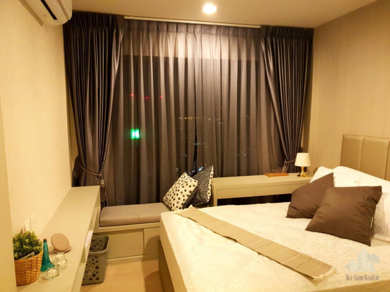 Smart Asset Management Agency's Best Unit!! For Rent  Life sukhumvit 48 near BTS phrakanong  /   1 bedroom   30 sq.m. 1