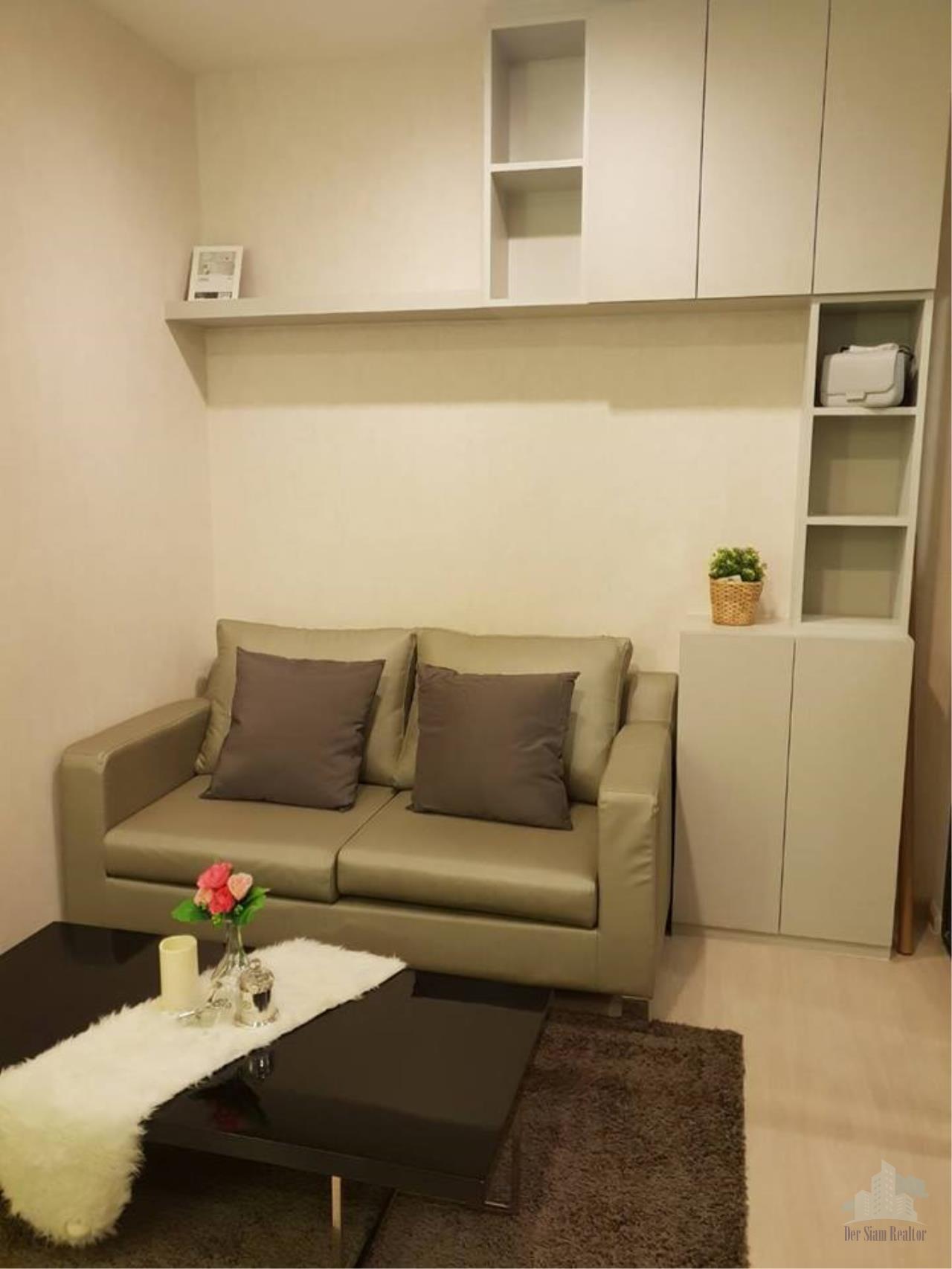 Smart Asset Management Agency's Best Unit!! For Rent  Life sukhumvit 48 near BTS phrakanong  /   1 bedroom   30 sq.m. 4