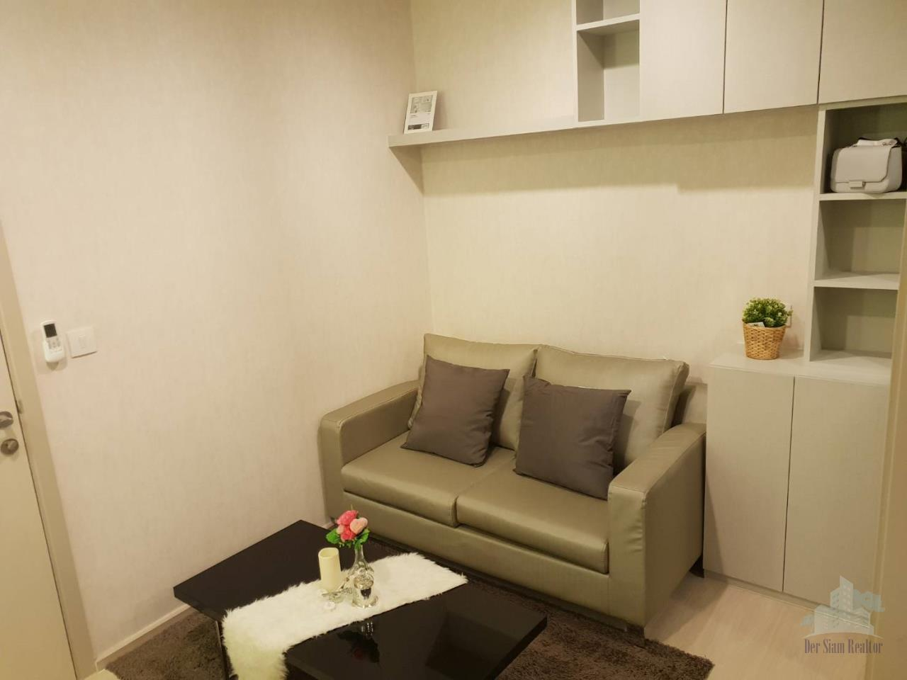 Smart Asset Management Agency's Best Unit!! For Rent  Life sukhumvit 48 near BTS phrakanong  /   1 bedroom   30 sq.m. 5