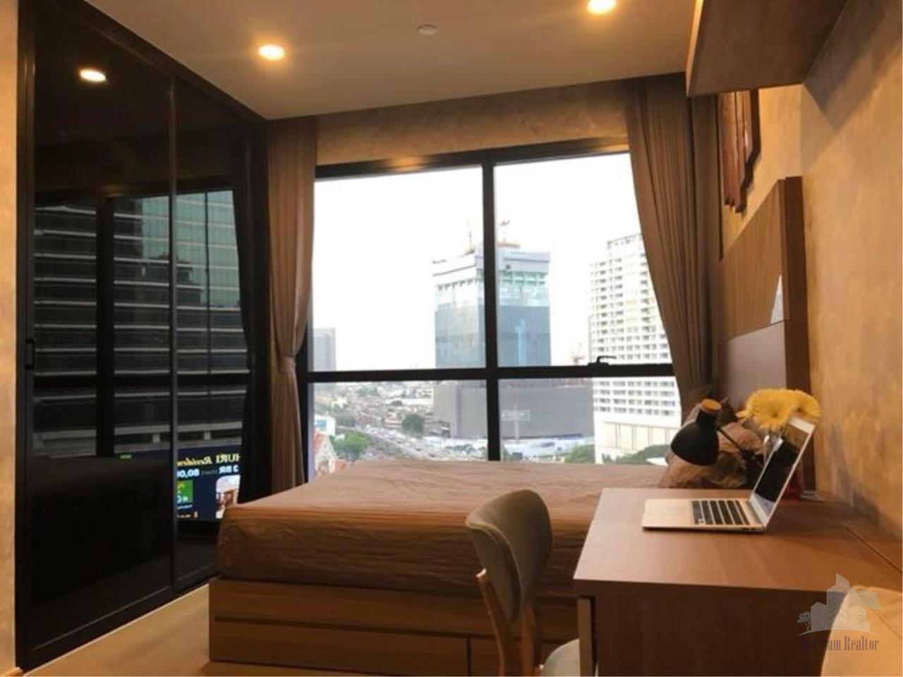 Smart Asset Management Agency's Best Unit!! For Rent Ashton Chula-Silom near MRT Samyan / studio  26 sq.m. 3