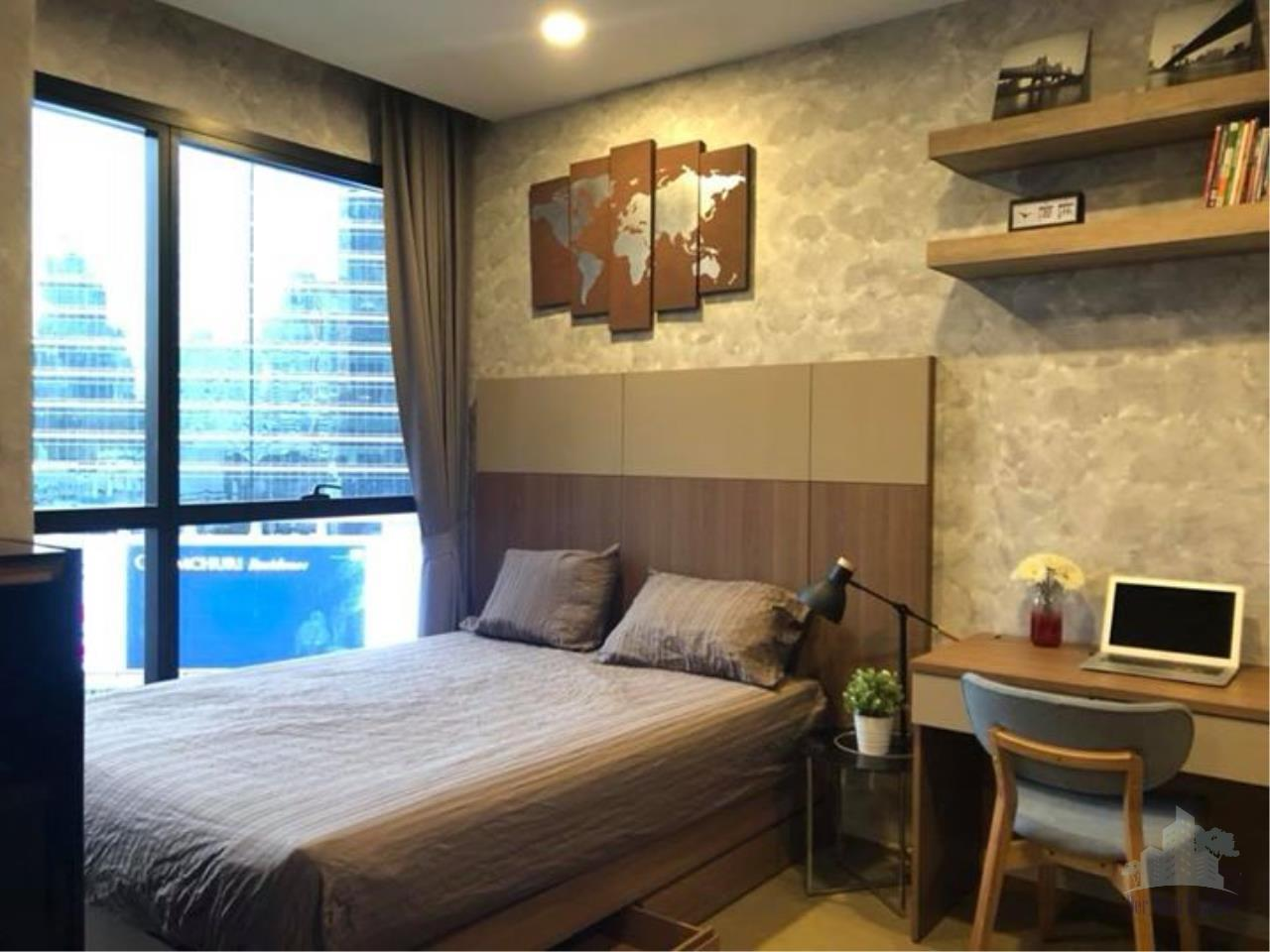 Smart Asset Management Agency's Best Unit!! For Rent Ashton Chula-Silom near MRT Samyan / studio  26 sq.m. 5