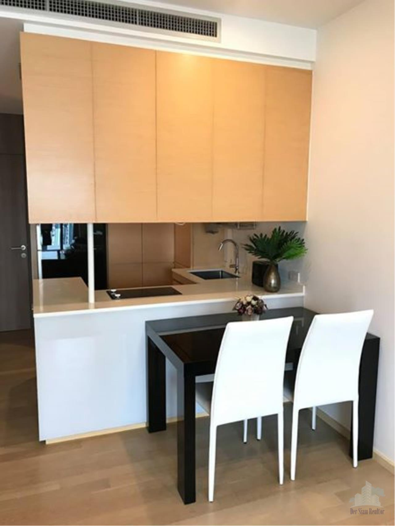 Smart Asset Management Agency's Best Unit!! For Rent Noble Refine  near BTS phromphong / 1 bedroom 50 sq.m. 5